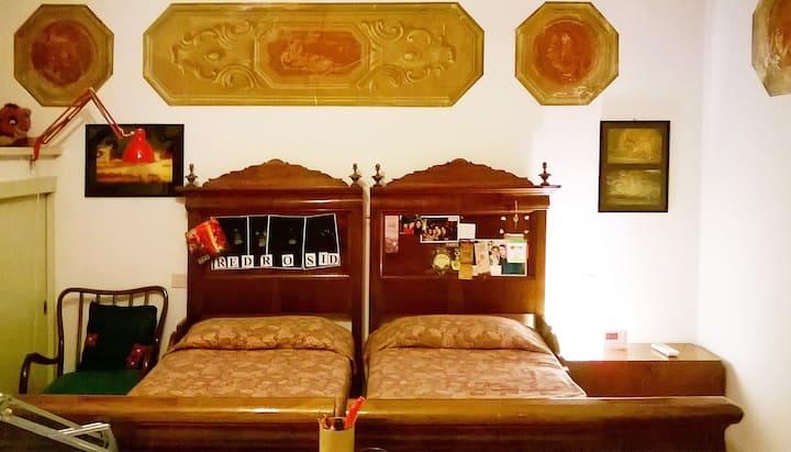 Private room in XVI century house