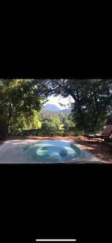 Villa Espectacular con calor a Casa
