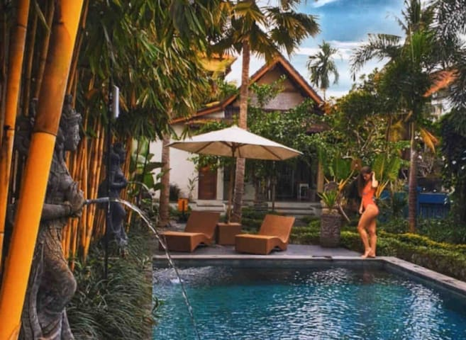 ❣️Hideout Staycation Villa-Budget Friendly-mokshaA