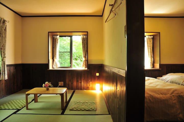 Sawa rouge Room w/Tatami Area with Shared Bathroom