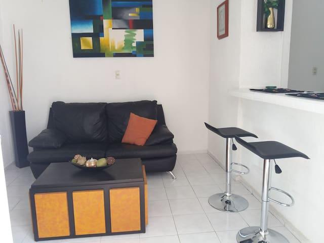 El Portón departamento una habitación