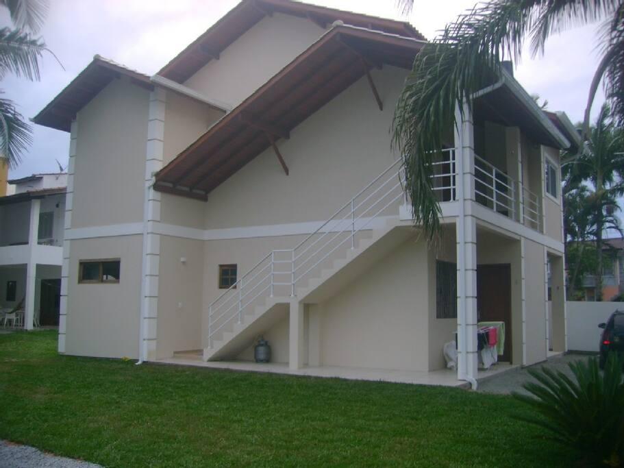 Casa primeiro andar