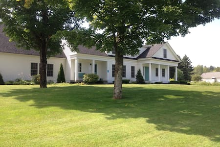 LUXURY IN GREENSBORO, VT : CASPIAN LAKE & SKIING - Greensboro - Rumah