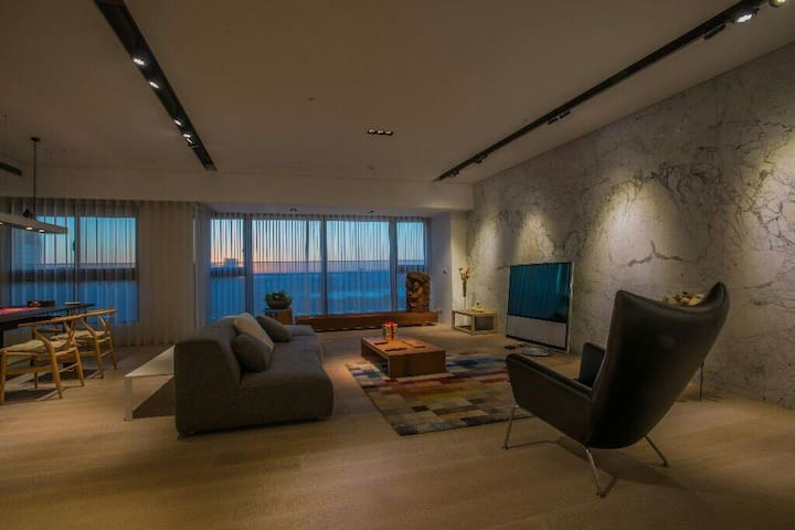 Luxurious and Modern Apartment - Kaohsiung City - Daire