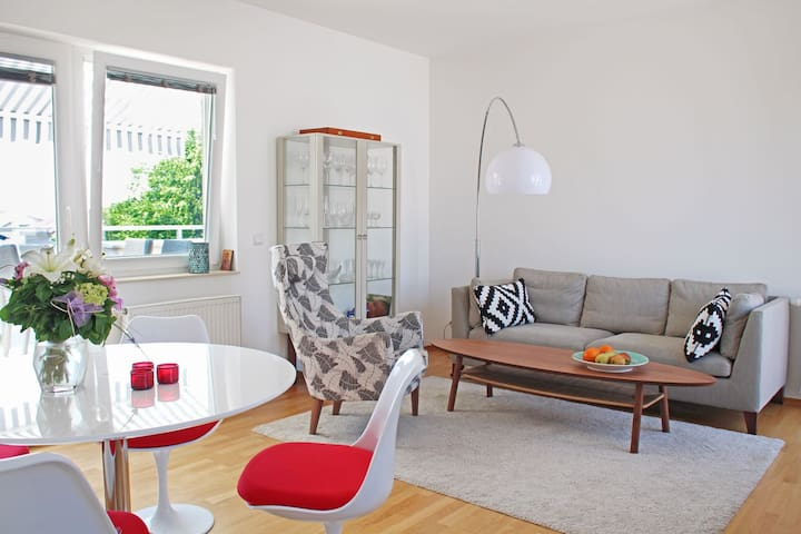Penthouse with 4 balconies! - Zagrep - Daire