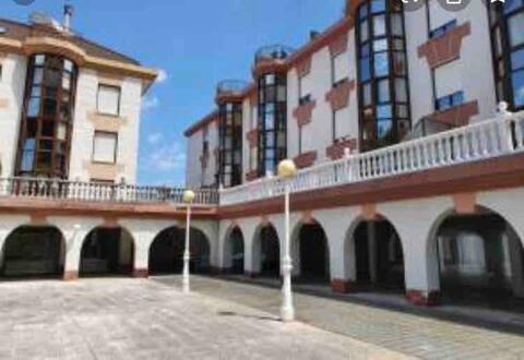 Soleado y luminoso apartamento en Unquera