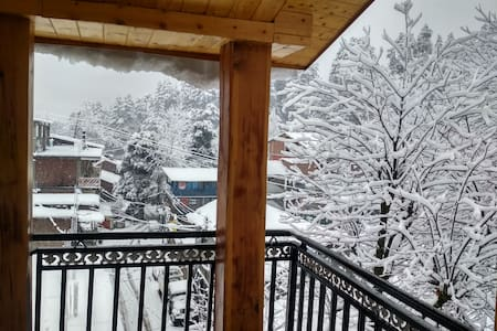 INTRODUCING A BEAUTIFUL STAY IN OLD MANALI.  305