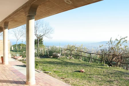 RELAX IN ABRUZZO- LOVELY HOUSE - Santa Caterina - Dům