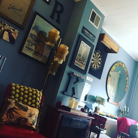 Eclectic in Highlandtown