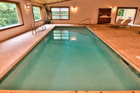7000 sqf mansion with Indoor pool
