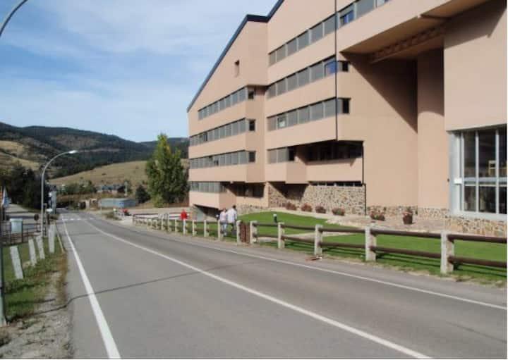 Apartamento ideal en Alp-Estación Esquí La Molina