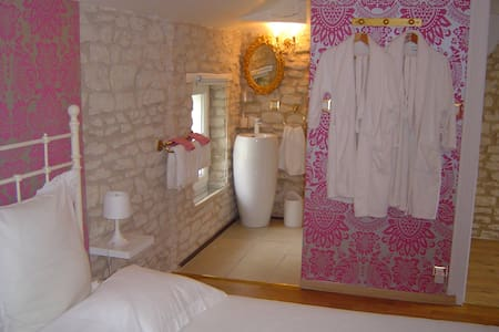Chambre La Romy - Bed & Breakfast