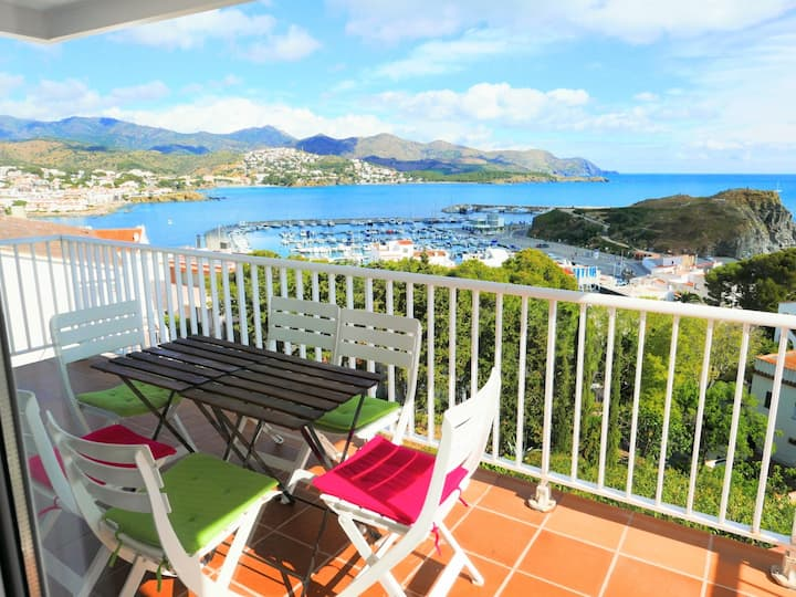 065 Apartment to rent with very nice sea vue