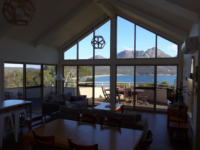 The Beach House Freycinet - Coles Bay - House