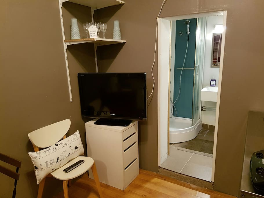 charmant studio proche metz centre guest houses louer montigny l s metz alsace champagne. Black Bedroom Furniture Sets. Home Design Ideas