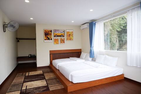 The View Point - Twin Room with Mountain View