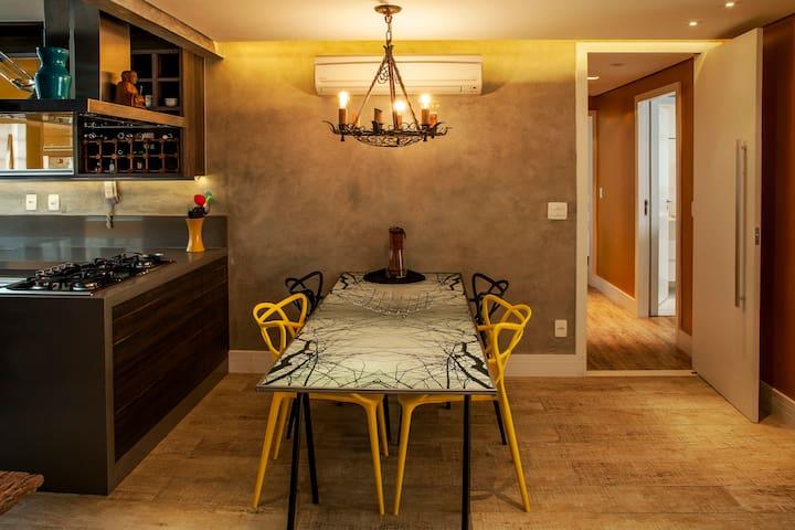 Cool Space Itaim Bibi - São Paulo - Apartamento