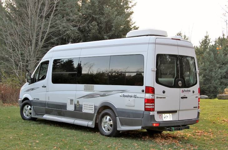 RV for exploring New England - Hingham - Trailer