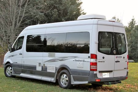 RV for exploring New England - Hingham - Asuntoauto