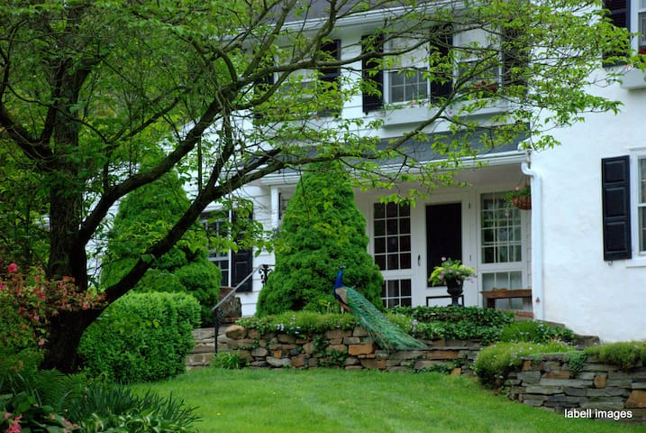Hidden Valley Farm-Peacock Suite