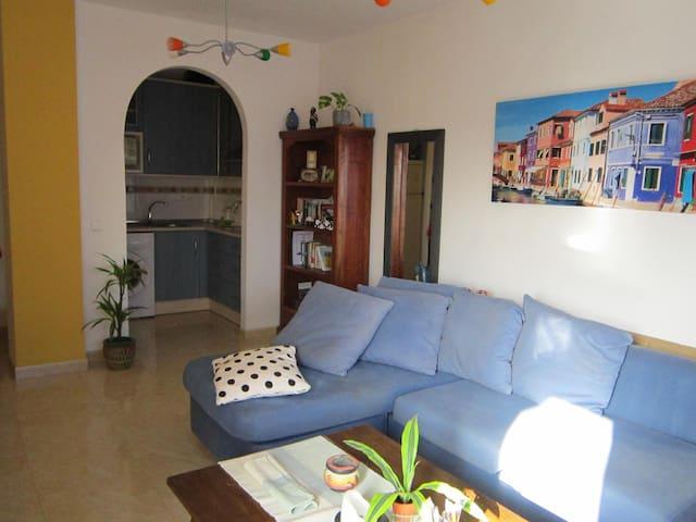 Acogedor apartamento completamente equipado - Aguadulce