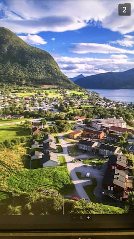 Shared appartment close to Volda UniversityCollege - Volda - Apartament