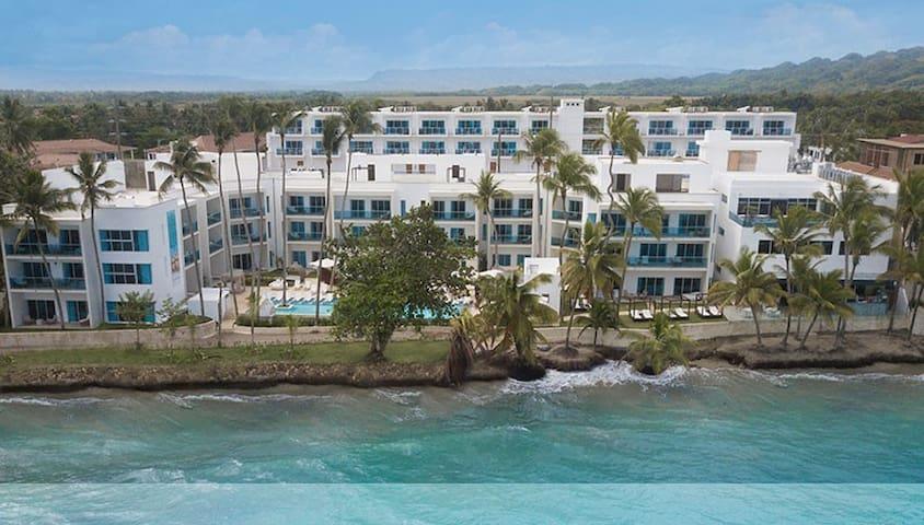 CABARETE IMPERIAL SUITES 3 BEDROOM OCEANFRONT VIP!