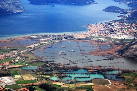 Vacanze Lago d'Iseo e Franciacorta - Iseo - Daire
