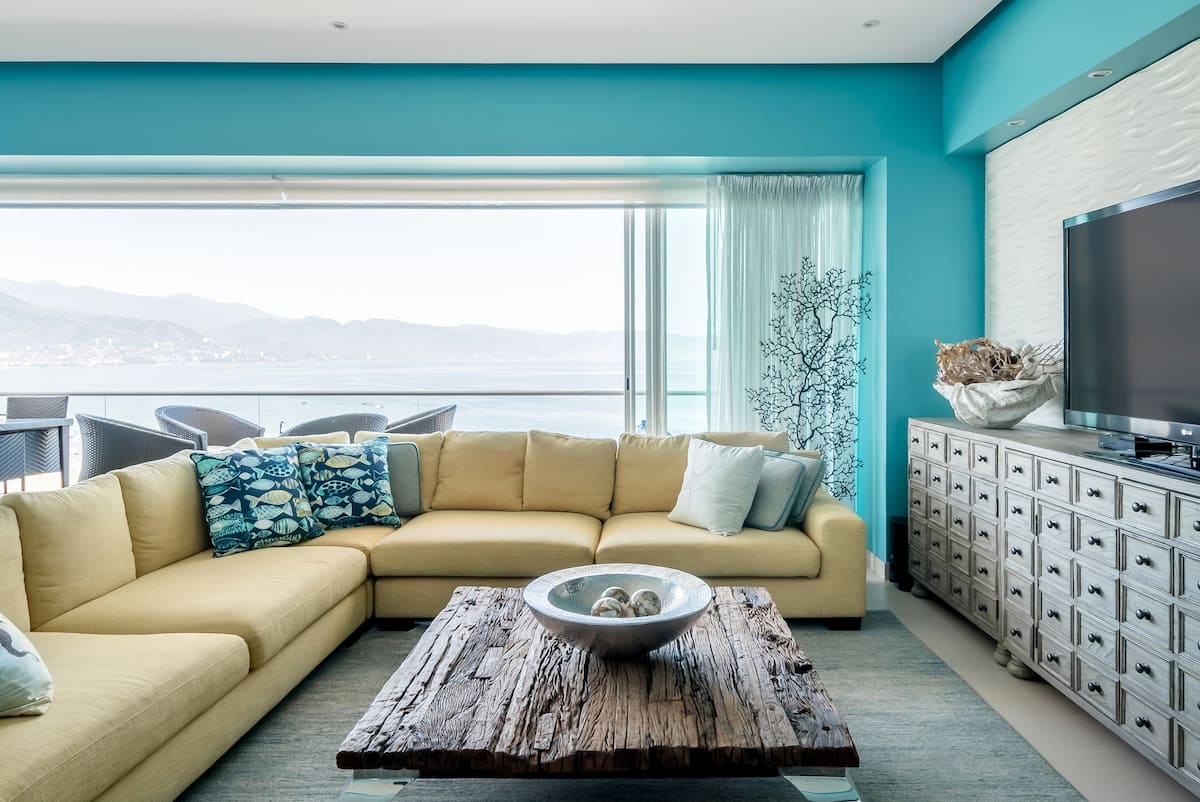 Lavish, Colourful Design Right On The Riviera