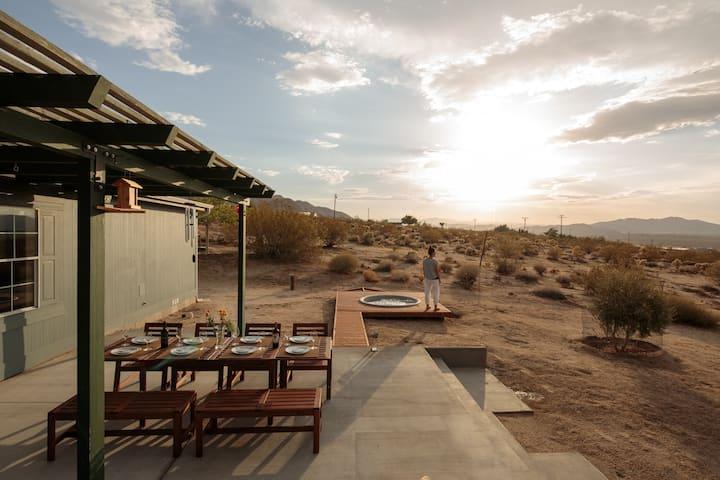 Joshua Tree Terrace, Desert View,