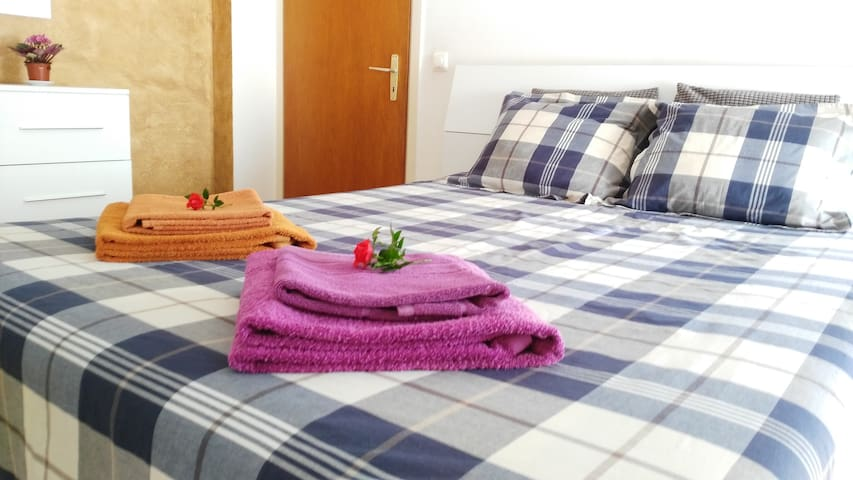 Comfortable double room close to lake/city centre - Lugano - 公寓