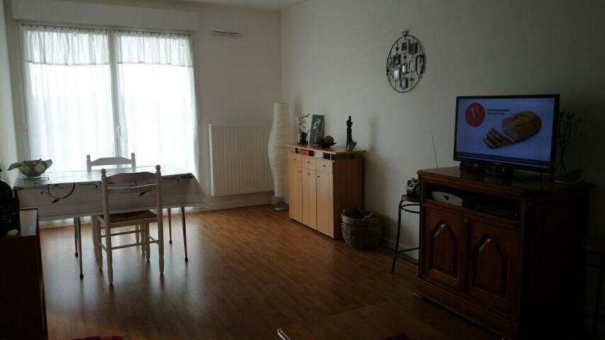 Logement lumineux et pratique. - Vaires-sur-Marne - Apartment