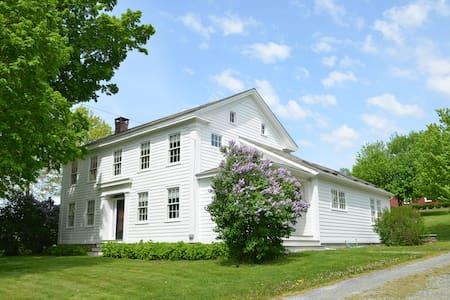 Historic White Oak House