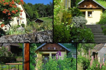 Au coeur du Vallon le temps y est parfois suspendu - Murbach - Alojamento na natureza