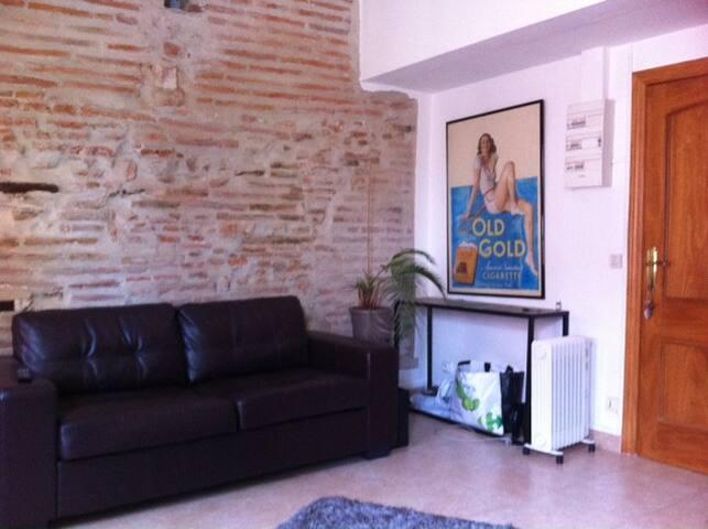 Appartement agréable en centre ville - Perpignan - Lejlighed