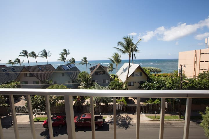 Beautiful Luxury Oceanview Furnished Apartment