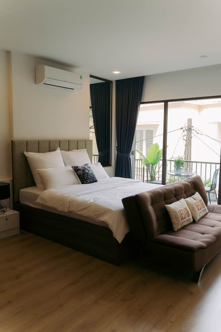 NguyenHouse#StudioRoom in Hue City Center