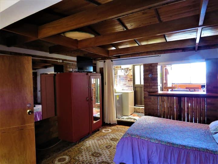 Loft-apartment La Candelaria, Historic Center