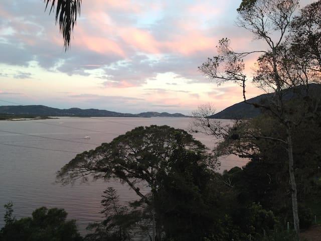 Paraíso na Ilha de Florianópolis