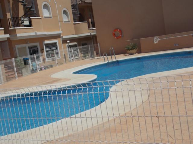 Bel Appartement à Palomares, Vera (Andalousie) - Cuevas del Almanzora - Apto. en complejo residencial