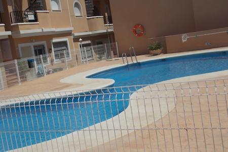 Bel Appartement à Palomares, Vera (Andalousie) - Apartament