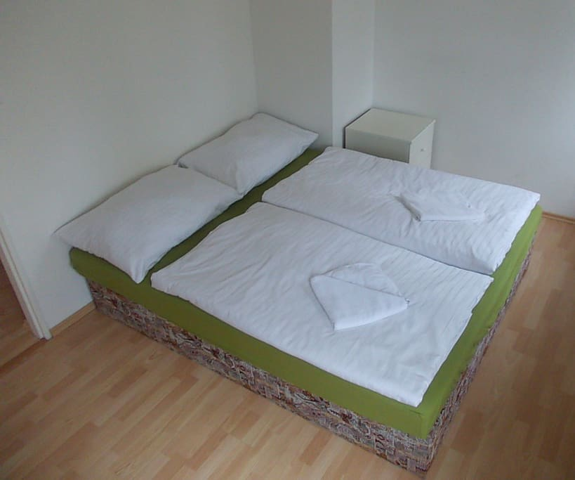 Samostatná ložnice