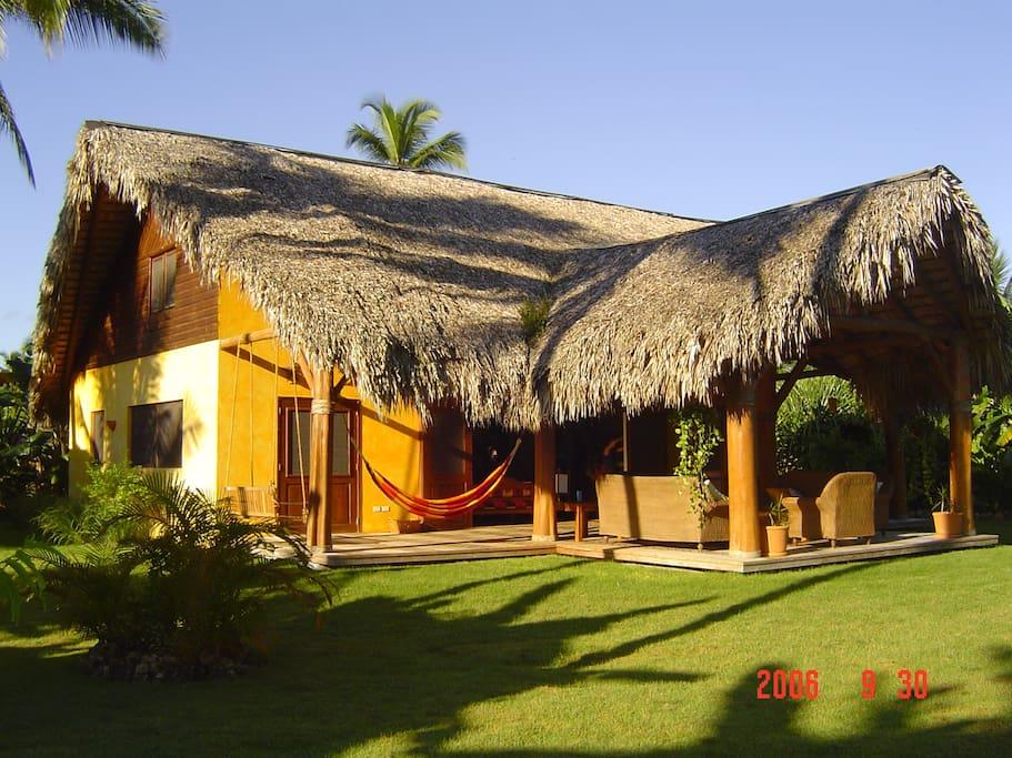 Hotel Villa Dorada Website