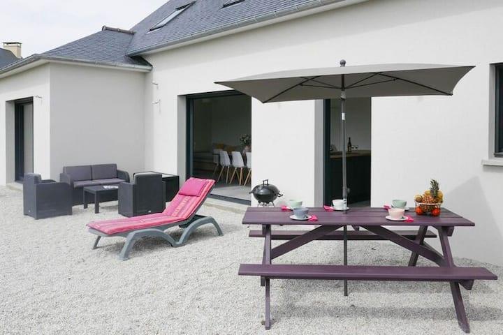 4 Sterne Ferienhaus in Genêts
