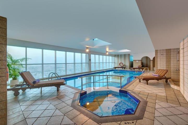 Amaze Private Studio in Hotel with all facilities