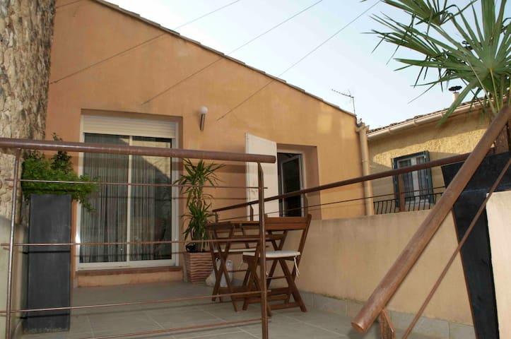 Appartement♥  Climatisé® Terrasse - Centre & Calme