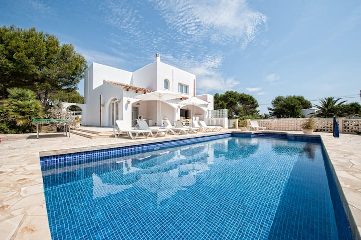 Villa Vita, Cala Egos, Mallorca