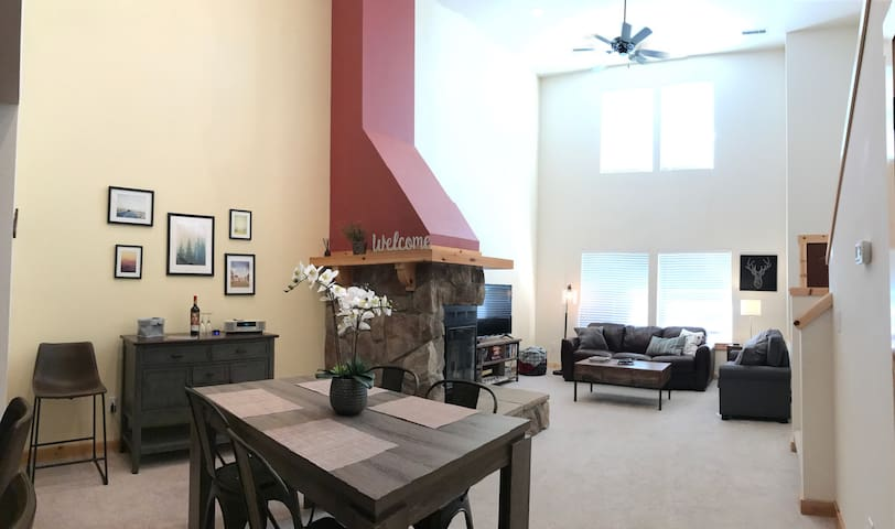 Clearwater Getaway Townhome