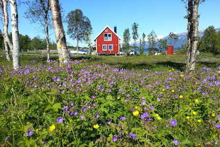 Sjøbua Lyngen - Lyngen - Sommerhus/hytte
