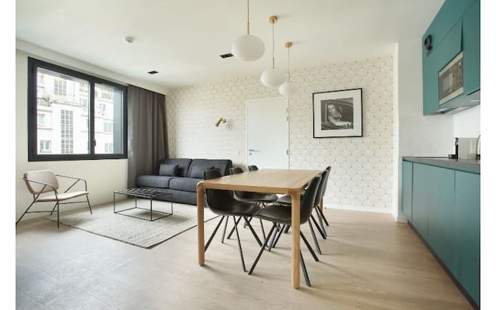 Yays Issy - One-bedroom Apartment Com. (4 pers.)